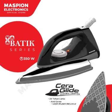 harga Maspion HA-380 Automatic Iron Setrika hitam Blibli.com