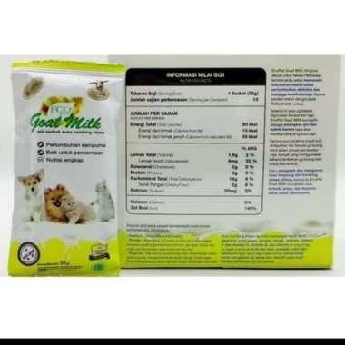 harga Susu Eco Pet Goat Milk Susu Kambing Etawa untuk Kucing Anjing - Blibli.com