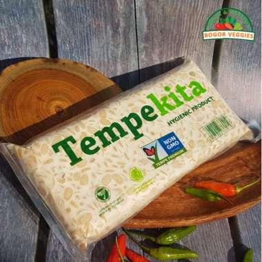 harga Tempe Organik Non GMO (Pack) Blibli.com