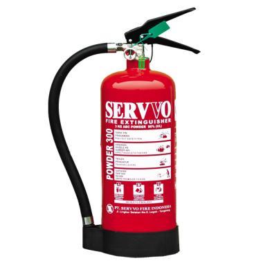 Servvo P 300 ABC Dry Chemical Powder [3kg]