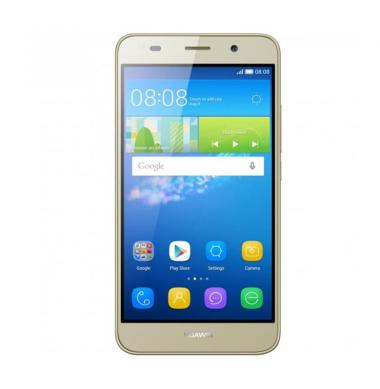 Huawei Y6 4G SCL-L21 Smartphone - Gold [8GB/ 2GB]