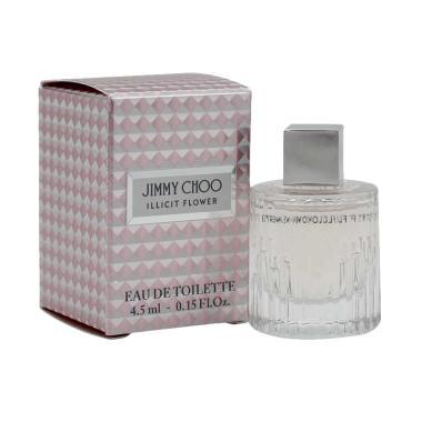 Jimmy Choo Illicit Flower EDT Parfum Wanita [Miniatur/4.5 ML]