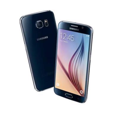 Samsung Galaxy S6 Smartphone - Black Sapphire [128GB/ 3GB]