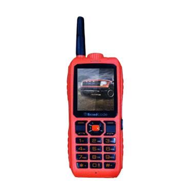 BrandCode B9900 Handphone - Orange [Dual SIM]