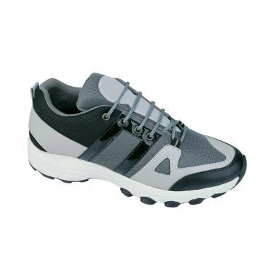 Syaqinah Sepatu Olahraga Pria - Abu 287