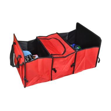 SPCar Ez Trunk Organizer / Tas Penyimpanan Di bagasi Mobil / camping