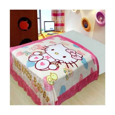 Chelsea Baby Kitty Selimut - Pink [150x200 cm]