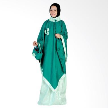 Makin Ayu Cantik Mukena - Green Mint