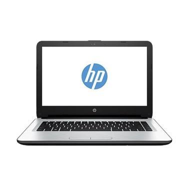 HP 14-AN004AU Notebook - Silver [AMD QuadCore A8-7410/4 GB/14