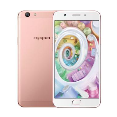 OPPO F1S Smartphone - Rosegold [32 GB/ 3 GB RAM]