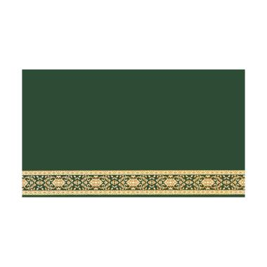 Vision 159020 Mecca Sajadah Roll - Hijau [120 x 600 cm]