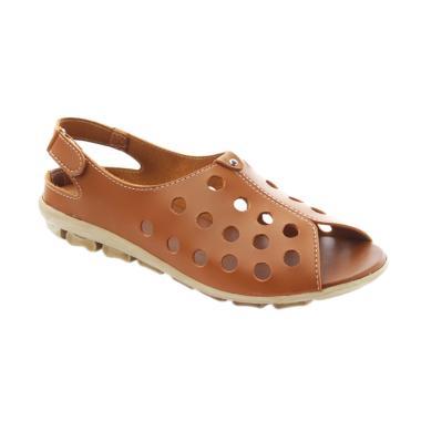 Lihat Detil · Yutaka Casual Sepatu Wanita - Coklat