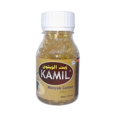 Cakcip Kamil Minyak Zaitun Obat [210 Kapsul]