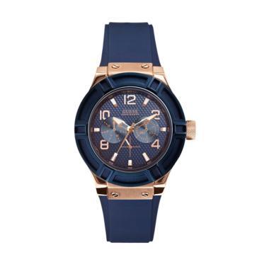 GUESS W0571L1 Jam Tangan Wanita - Rose Gold