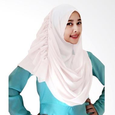 Milyarda Hijab Cassanova - Putih