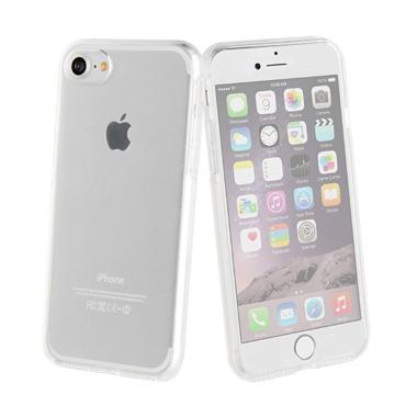 Muvit Crystal 3D Casing for iPhone 7 Plus - Clear