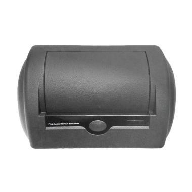 AVT Baton Koz DVD Headrest Black TV Mobil