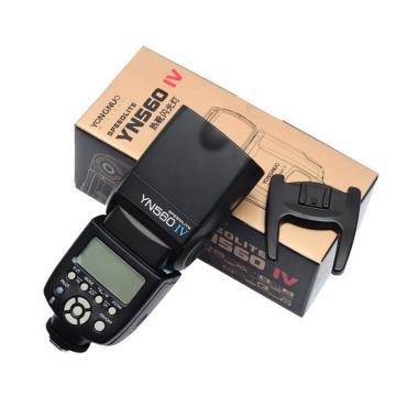 Yongnuo YN-560 IV Flash Kamera - Hitam