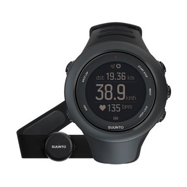 Suunto Ambit3 Smartwatch - Black [HR-SS020678000]