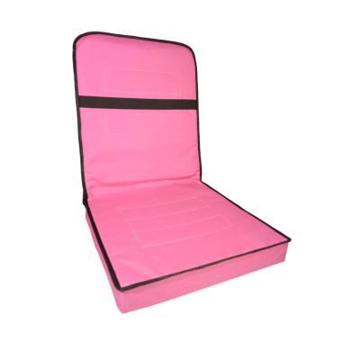 Bang Keles Kursi Lipat Lesehan - Pink