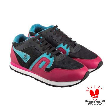 Everflow VDF 901 Sepatu Lari Wanita - Merah