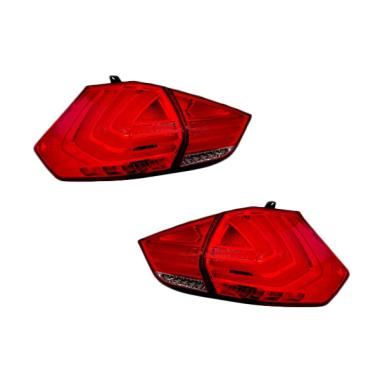 IMS Stop Lamp Led Bar Or Nissan X-Trail 2015-2016 - Red