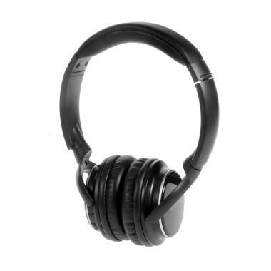 Nia Q1 Pure Stereo Wireless Sound Headset - Hitam