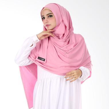 Nuhijab Shawl Semi Instant - Baby Pink