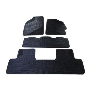 RJ BORRE Karpet Mobil untuk Datsun Go