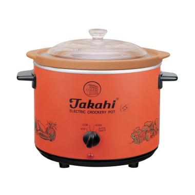 Takahi Heat Resistant-1505 Slow Cooker [3.8 L]