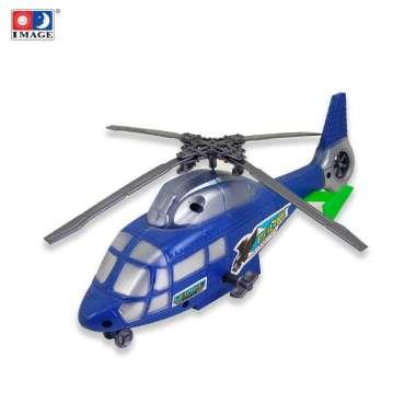 harga Mainan pesawat Police Helicopter IMAGE TOYS Blibli.com