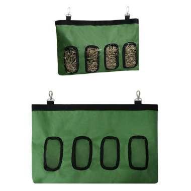 harga Hay Bag Hanging Pouch Feeder Holder Dispenser for Rabbit Guinea Pig Green Blibli.com