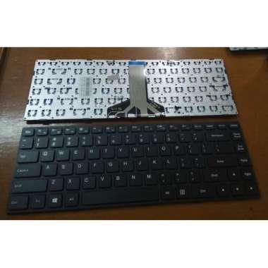 harga Keyboard Lenovo IdeaPad 100-14IBD - Black - ( Central Socket ) Blibli.com