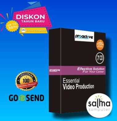 harga B027 - Essential Video Production Blibli.com