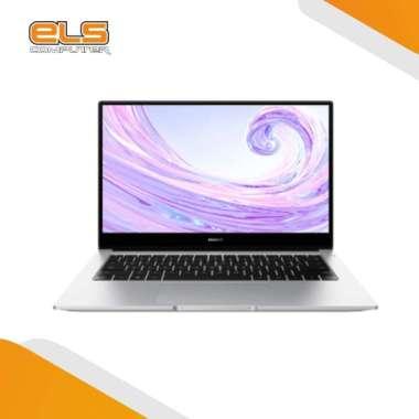 Huawei Matebook D14 - Silver [i5 10210U-8GB-SSD 512GB NVMe-MX250-W10-OHS]