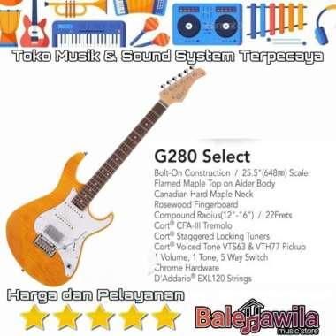 harga Gitar Elektrik CORT G280 AM G280 AM ORIGINAL Cort G280 Select G Series Electric Guitar ORIGINAL Blibli.com