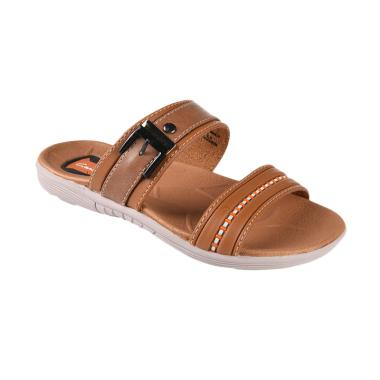 Carvil Rembo-822C Kids Boy Casual Sandal Anak - Stone