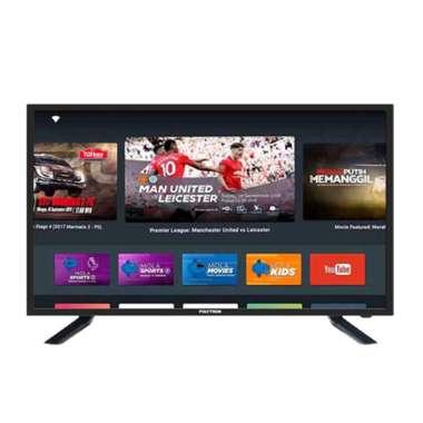 harga POLYTRON 32 INCH SMART TV WITH MOLA TV PLD32AD1508/G Blibli.com