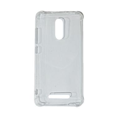 Winner List Anti Crack Softcase Casing for Xiaomi Redmi Note 3 - Transparent [Anti Shock