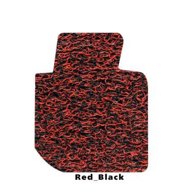 Comfort Karpet Mobil For Mazda Cx-5 - Red Black [Kabin&Bagasi]
