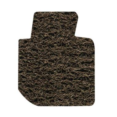 Comfort Karpet Mobil for Volkswagen Golf Mk6 - Brown [Kabin]