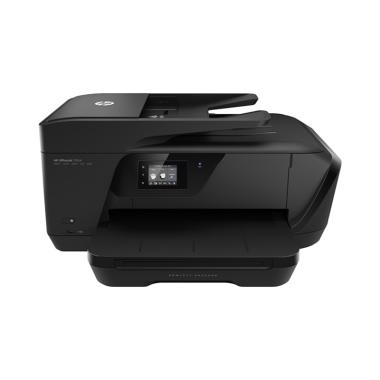 HP Officejet 7510 Printer [G3J47A] + Free 1 Ream Print Paper