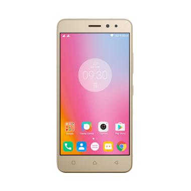 Lenovo Vibe K6 Power Smartphone - Gold [32GB/ 3GB/ 5 Inch]