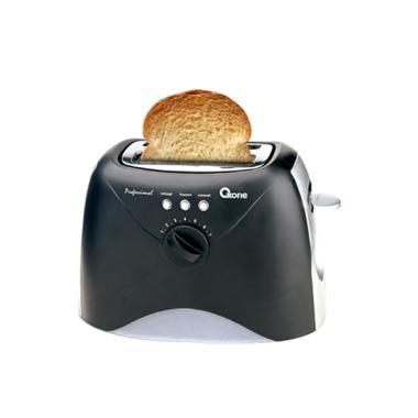 Oxone OX 222 Bread Toaster - Hitam