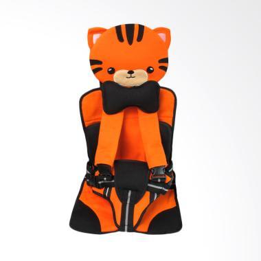 Miabelle Baby Car Seat Harimau Orange