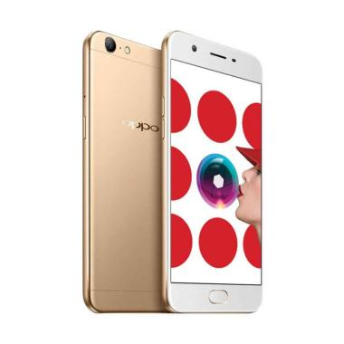 OPPO A57 Smartphone - Gold  [32GB/ 3GB]