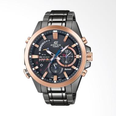 CASIO Edifice Infiniti Red Bull Racing Limited Edition Stainless Steel  Chronograph Jam Tangan Pria - Hitam EQB-510RBM-1ADR 19efcf33a9