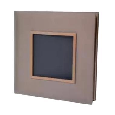 Susan Photo Album Simple Album Foto - Bronze [Size Jumbo/10R plus]