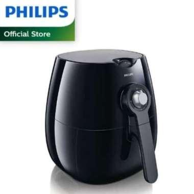 Philips Air Fryer HD9218 HD9218/50 Menggoreng Tanpa Minyak HD 9218 hitam