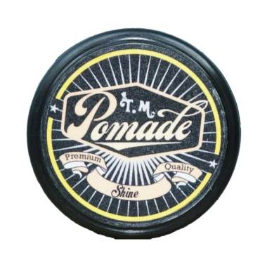PROMO..!!! TM Pomade Minyak Rambut – Green Tea Terlaris